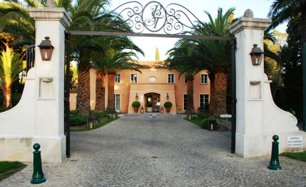 la bastide de st tropez saint tropez france etraveltrips blog. Black Bedroom Furniture Sets. Home Design Ideas