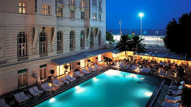 Copacabana Palace Rio de Janeiro