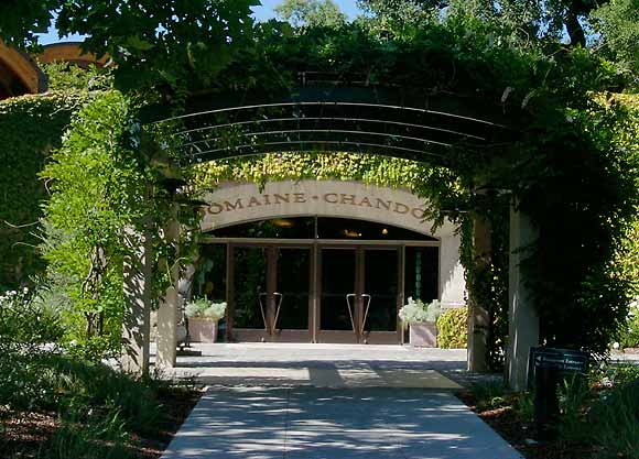Franciscan Winery Tour