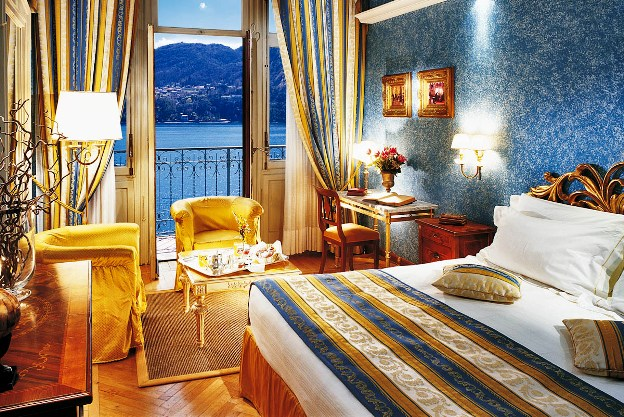 Grand Hotel Tremezzo guest room