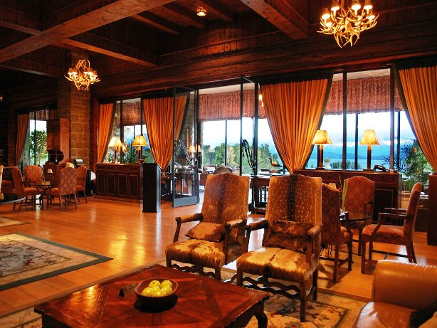 Llao llao hotel resort bariloche argentina lobby
