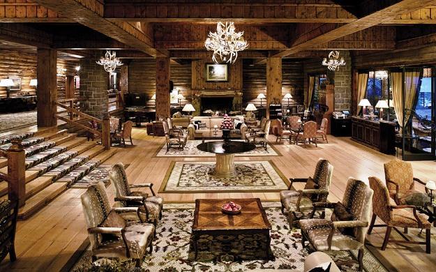Llao llao hotel resort bariloche argentina main lobby