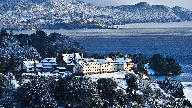 lao llao hotel resort bariloche argentina winter