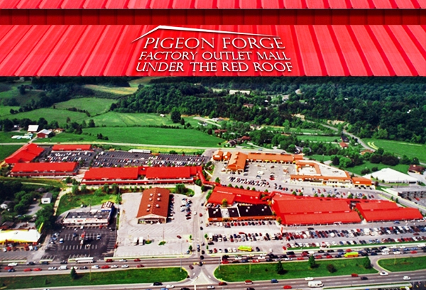 Pigeon Forge Tangier Outlet