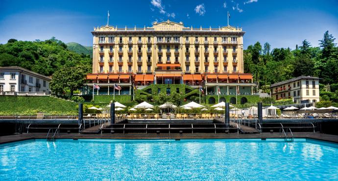 Tremezzo grand hotel