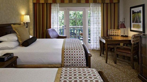 Hyatt Hill Country Resort Spa guest rooms