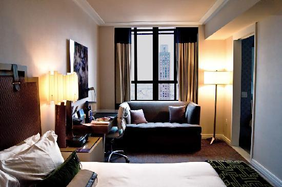 Hotel Palomar Guest Rooms