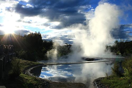 New Zeland natural beauty