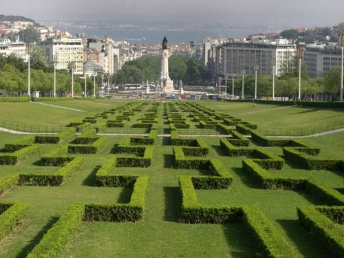 The Eduardo VII Park