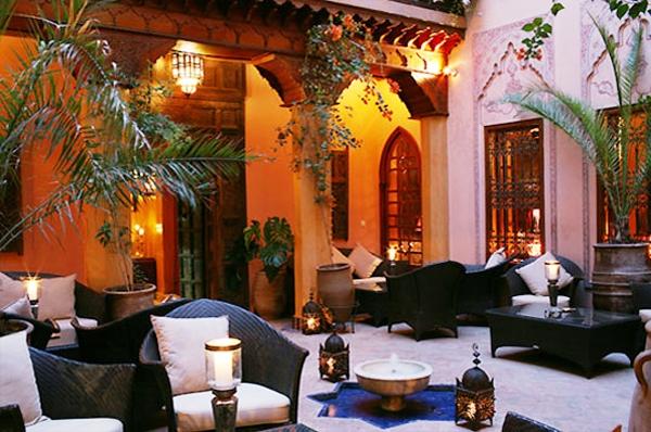 Maison Arabe  Marrakech Morocco