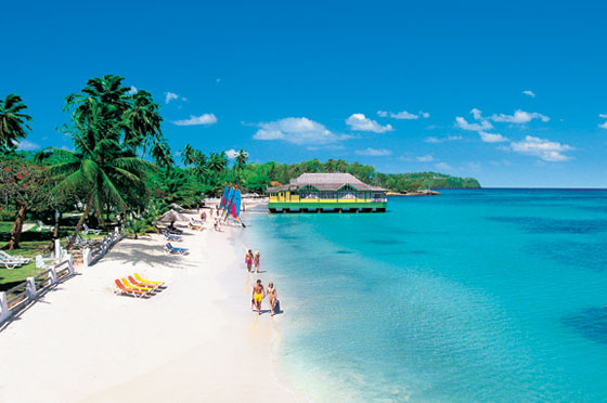 Saint Lucia Beaches