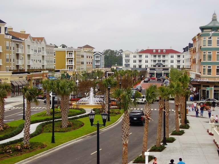 Myrtle Beach Downtown The Best Beaches In World