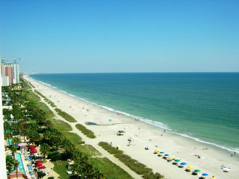 Spend Your Summer At Myrtle Beach