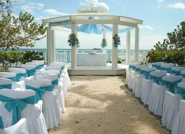 Caribbean dream wedding