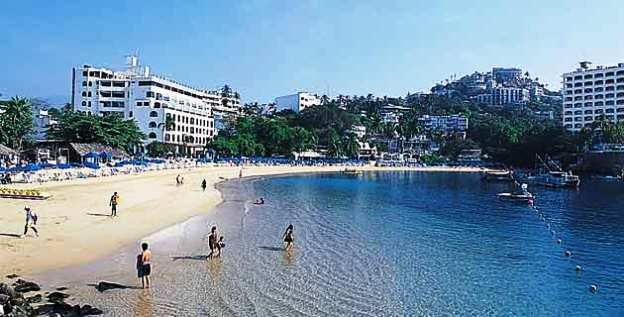 Playa Caleta Acapulco