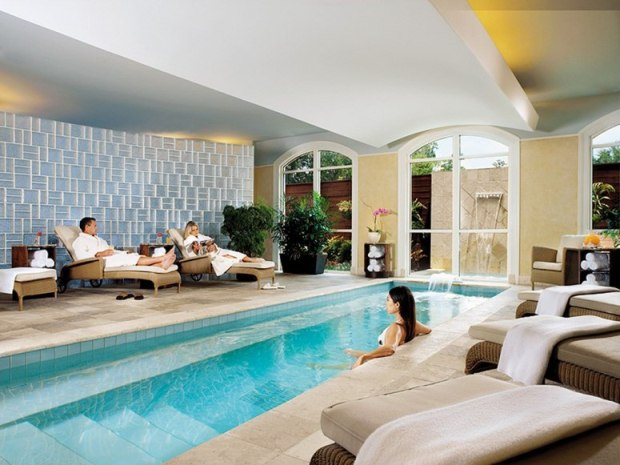 The Houstonian Hotel Spa Pool
