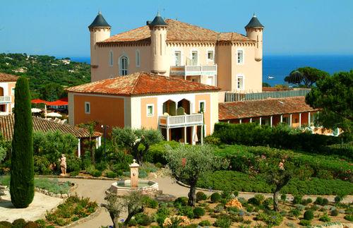 Chateau De La Messardiere St tropez France