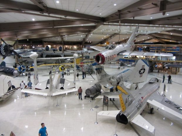 Florida Naval Aviation Museum West Wing Florida on a budget