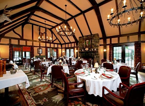 Sagamore Resort dining