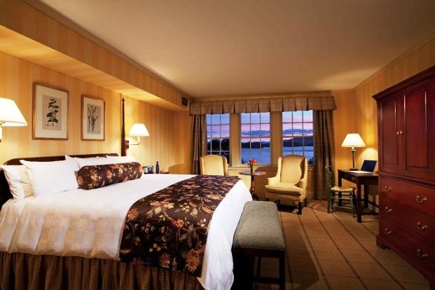 Sagamore Resort guest rooms