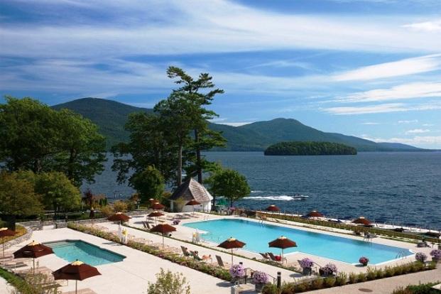 Sagamore Resort And Golf Club pool