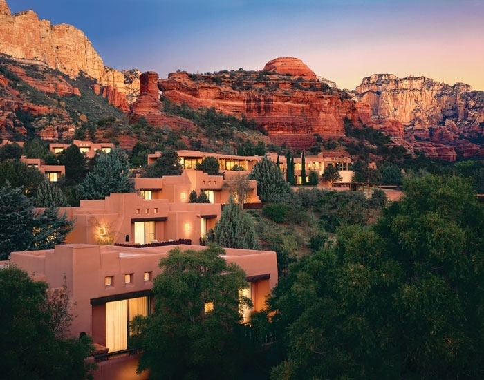 enchanted resort sedona Arizona