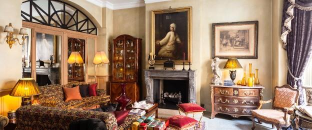 San Domenico House lounge