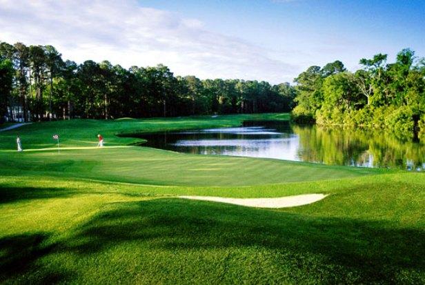 Westin Hilton Head Island Resort & Spa  Golf