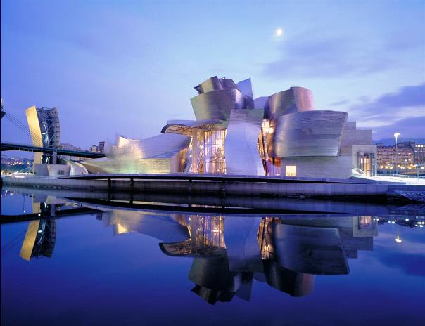 Guggenheim Museum Bilboa Spain