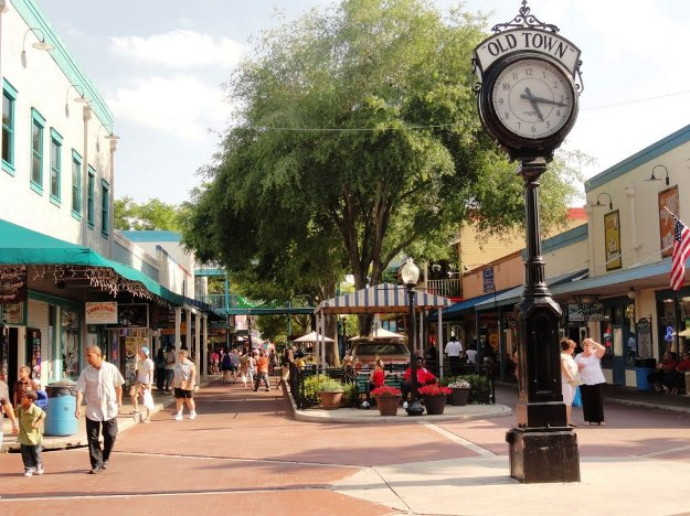 Old town kissimmee florida
