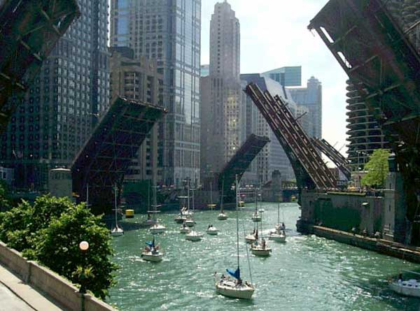 Chicago Rivers
