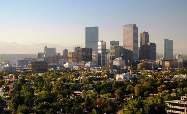 Denver Sklyline Colorado