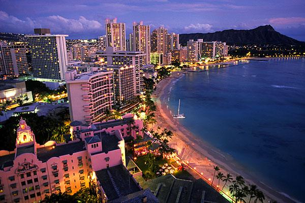 Hawaii Waikiki Oahu