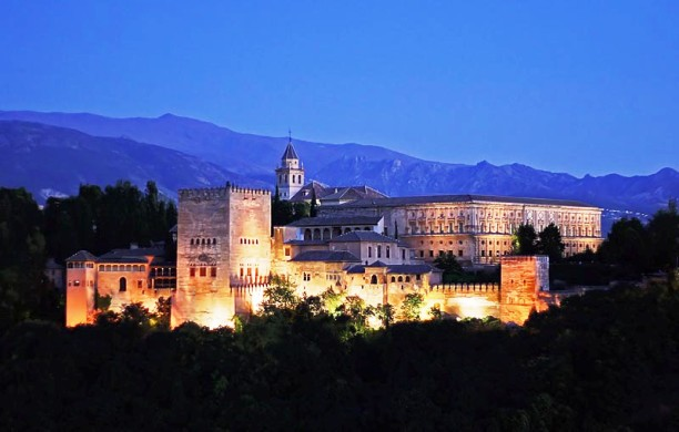 La Alhambra Spain