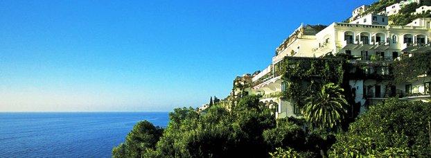 Hotel Santa Caterina exterior