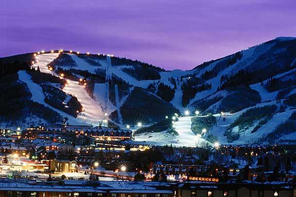Park City Ski Resort Utah