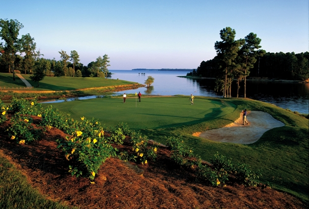 Robert Trent Jones trail