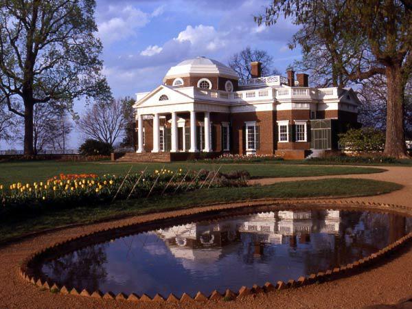 Monticello Virginia