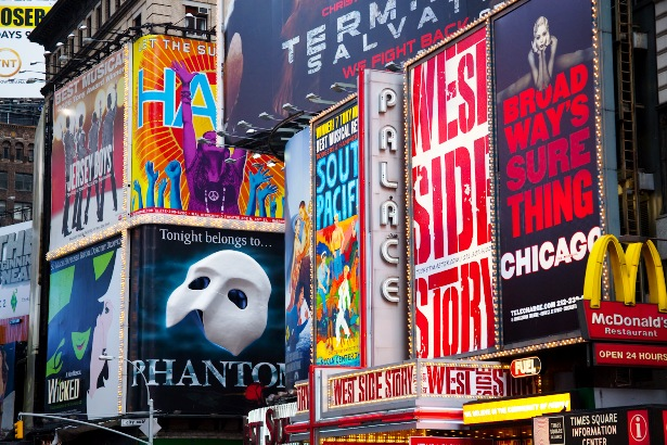 Broadway Shows New York City
