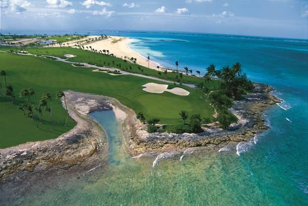 Atlantis golf Bahamas