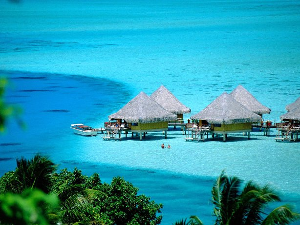 Bora Bora top 10 beaches