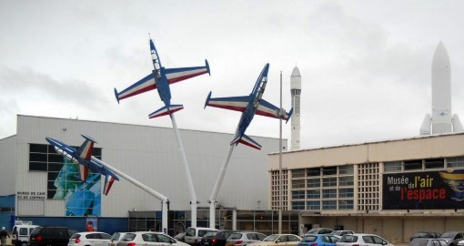 Paris air and space museum