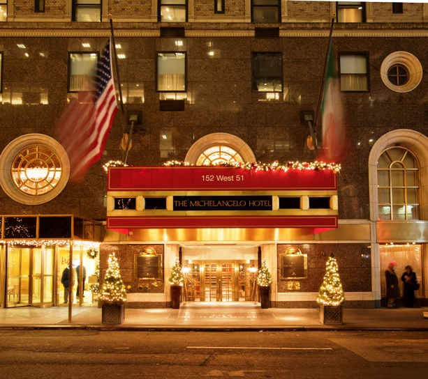 The Michelangelo Hotel New York City