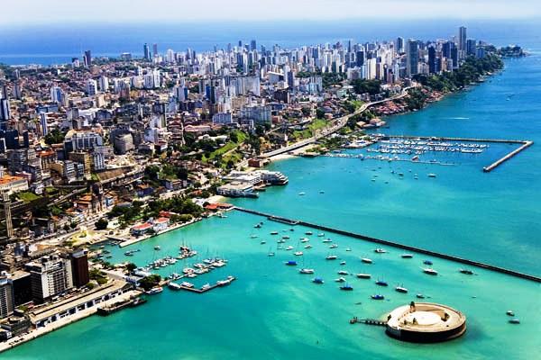 Salvador Bahia Brazil ETravelTrips Com