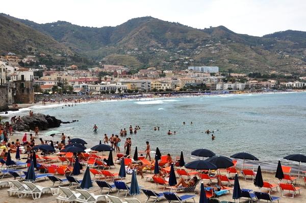 Sicily Cefalu  Italy