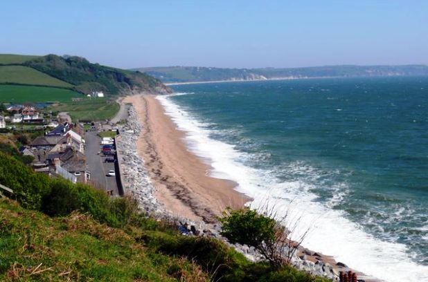 South Devon Beaches