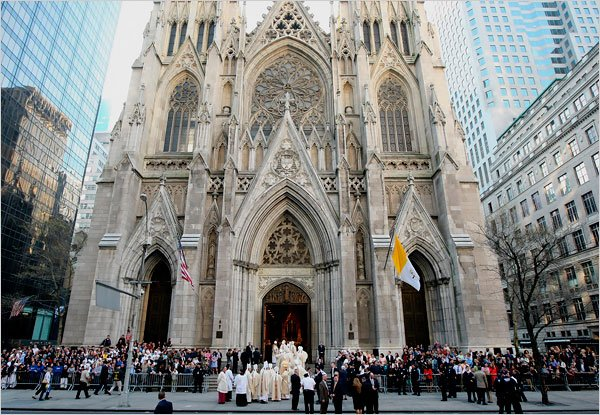 St. Patrick's Cathedral (New York)