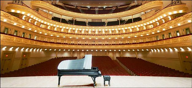 Carnegie Hall New York City