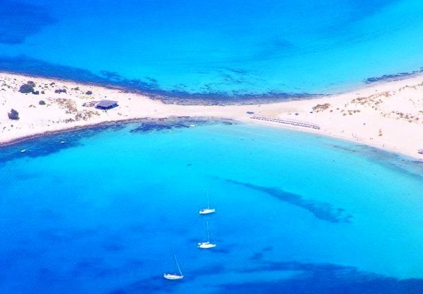 Balos Beach Greece
