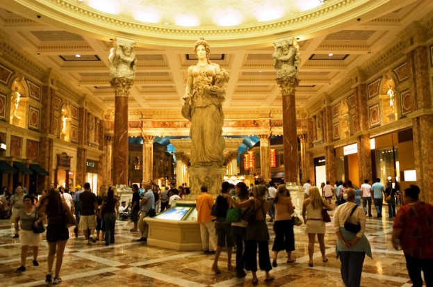 The Forum Shopping Mall, Caesars Palace Las Vegas